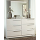 Brillaney Dresser and Mirror