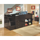 Embrace Twin Loft Bed with Right Steps