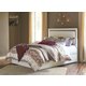 Brillaney Queen Panel Bed with Lights