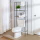 Honey-Can-Do Over-The-Toilet Steel Space Saver Shelving Unit