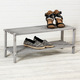 Honey Can Do Two Tier Shoe Rack