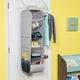 Honey Can Do Kids Collection Hanging Closet Organizer