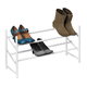 Honey Can Do Two Tier Expandable Shoe Rack