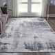 Nourison Dreams Gray 8'x11' Oversized Rug