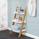 Honey-Can-Do 3-Tier Leaning Bathroom Ladder Shelf