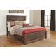 Quinden Queen Panel Bed