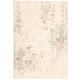 Nourison Glistening Nights White 5'x8' Area Rug