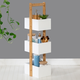 Honey-Can-Do 3-Tier Bathroom Storage Caddy