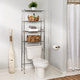 Honey-Can-Do 4-Tier Over-The-Toilet Shelving Unit