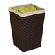 Honey-Can-Do Woven Strap Hamper with Liner