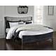 Amrothi King Upholstered Panel Bed