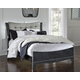 Amrothi Queen Upholstered Panel Bed
