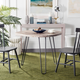 Ale Wood Top Dining Table