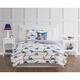 Pem America Dino Tracks Twin 3 Piece Comforter Set