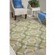 Nourison Waverly Sun N' Shade Green 5'x8' Area Rug