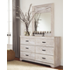 Briartown Dresser and Mirror