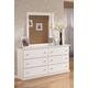 Bostwick Shoals Dresser and Mirror