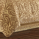 J. Queen New York Sicily Gold Queen 4 Piece Comforter Set