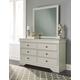 Jorstad Dresser and Mirror