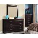 Zanbury Dresser and Mirror