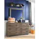 Javarin Dresser and Mirror