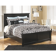 Maribel King Panel Bed
