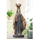 Virgin Mary Statue with Removable Crown