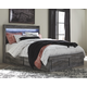 Baystorm Panel Bed with 4 Storage Drawers