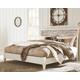 Evanni King Panel Bed