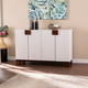 Pario 4-Door Storage Cabinet