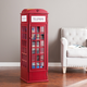Rendon Phone Booth Storage Cabinet