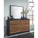 Stavani Dresser and Mirror