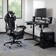 RESPAWN 110 Racing Style Gaming Chair with Footrest