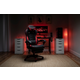 OFM 110 Racing Style Gaming Chair with Footrest