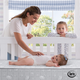 Serta  Perfect Balance 4-inch Mini Crib Mattress