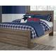 Javarin Full Panel Bed