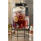 Elle Décor Style Setter Franklin Beverage Dispenser 3Gal withTag Stand