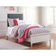 Faelene Twin Upholstered Bed