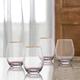 Elle Décor Celine Set of 4 Stemless Goblets