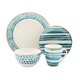 Elle Décor Cherie 16-Piece Dinnerware Set