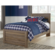 Javarin Twin Panel Bed