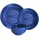 American Atelier Bistro Cobalt Blue 12-Piece Dinner Set