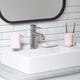 Umbra Touch Bath Bundle Pink