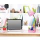 Home Accents LimeLights PNK Gooseneck Orgnzr Desk Lamp w Device Holder & USB