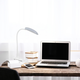 Home Accents Simple Designs Flexi LED Rounded Clip Light, Gray