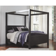 Daltori Queen Canopy Bed