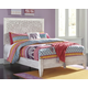 Paxberry Full Panel Bed