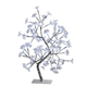 Home Accents Simple Designs White Morning Glory LED Lighted Decorative Tree