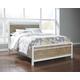 Gardomi Queen Panel Bed