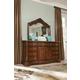 Ledelle Dresser and Mirror